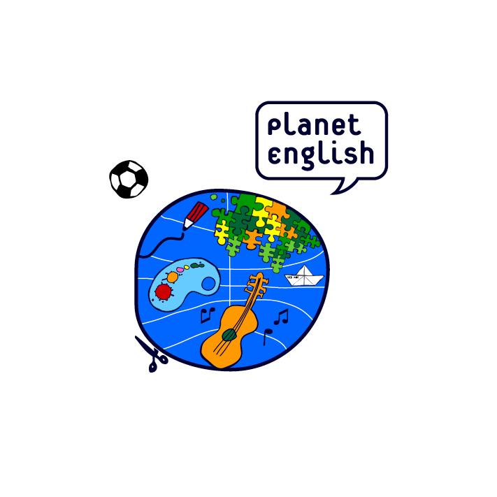 Language School Logo Design
